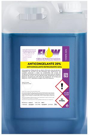 AntiFreezer & Coolant 20%