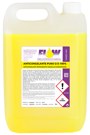 AntiFreezer & Coolant G13 100% Pure