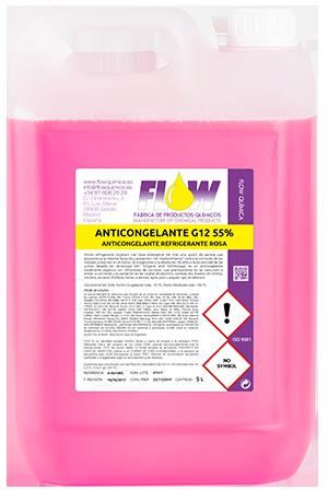 AntiFreezer & Coolant G12 55%
