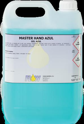 MASTER HAND AZUL