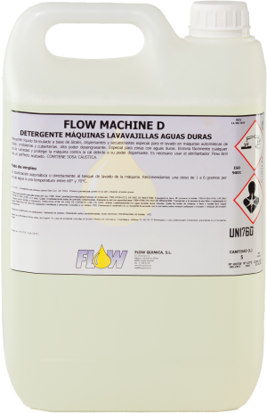 FLOW MACHINE DL