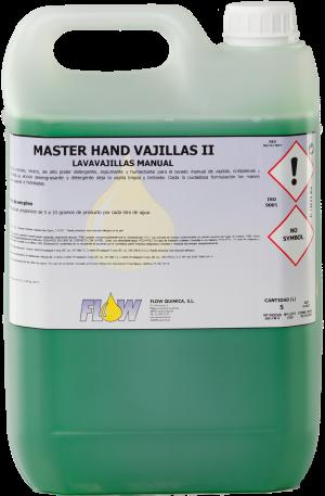 MASTER HAND VAJILLAS II