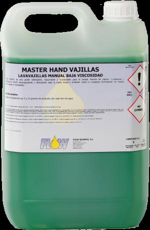 MASTER HAND VAJILLAS
