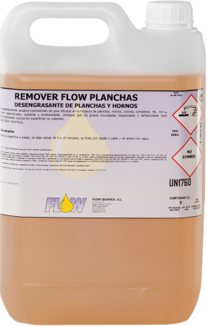 REMOVER FLOW PLANCHAS