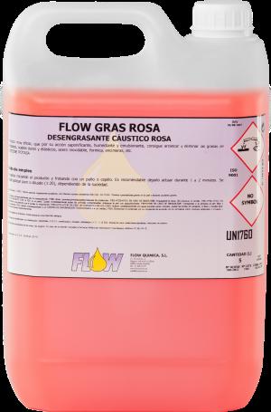 FLOW GRAS ROSA