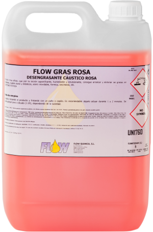 FLOW GRAS PINK