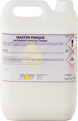 FLOOR CLEANER MASTER PARQUET