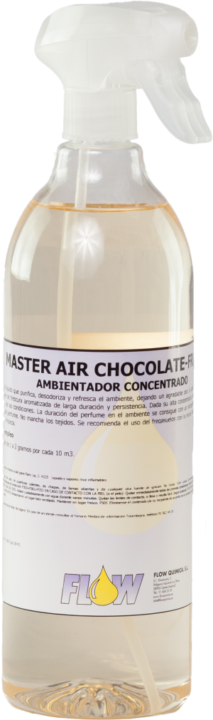MASTER AIR CHOCOLATE-STRAWBERRY