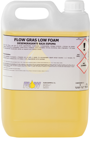 FLOW GRAS LOW FOAM