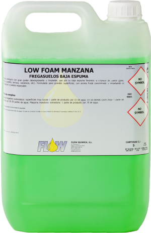 LOW FOAM MANZANA